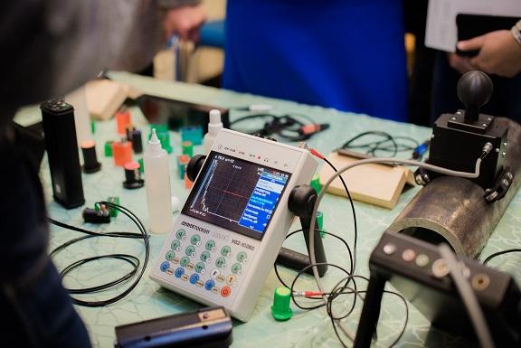 Оборудование для вихретокового контроля сварных соединений